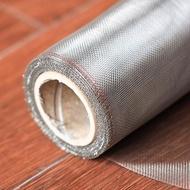 GD01-25RL 20目2.5尺寬防老鼠囓咬用不鏽鋼網 整捲售(加厚不鏽鋼紗窗網 SUS304紗網 白鐵網 紗門網)