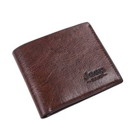 Short Jeep Buluo Purse Dompet Men Bag Wallet Professional   Dompet Kulit Lelaki Beg Duit Lelaki