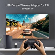 [walkaround] 3.5mm Bluetooth 4.0 Dongle USB Adapter Receiver for PS4 Controller Gamepad