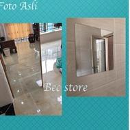 4.4 (IKEA) Mirror DROMMARE Acrylic Plastic Sticker Paste Wallpaper Glass Bathroom / Bedroom Mi