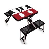 【Picnic Time】摺疊桌椅組 米奇(露營摺疊桌椅組)