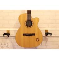 【陸比音樂.實體店】Ayers ACS-NSW 全單板 木吉他(免費送七種配件,享完善售後服務)
