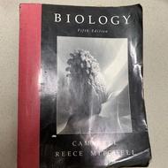 Biology (Campbell /Reece Mitchell)普通生物學大學用書