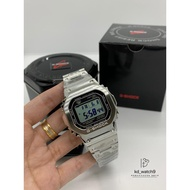 G SHOCK Stainless Steel Watch GMW-B5000D-1D / GMW-B5000D-1 / GMW-B5000
