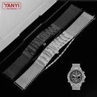 High quality Milan mesh stainless steel bracelet for Citizen JY8037 JY8031 CB5848 8040 Watch strap mens luxury 22mm wat0
