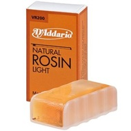 美國D'Addario Natural Rosin提琴天然松香(VR200) 淡色