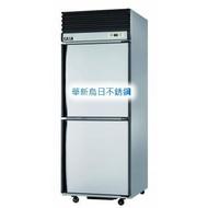 全新 瑞興 RS-R1001 兩門冰箱 (風冷) 上冷凍下冷藏 自動除霜 600L 營業用冰箱