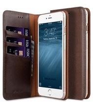 Melkco. - Apple iPhone 8 Plus / 7 Plus Herman 系列高級真皮手機套 (啡色)