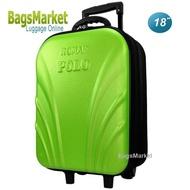 BagsMarket กระเป๋าเดินทาง 18 นิ้ว Romar Polo กระเป๋าเดินทางล้อลาก ขนาด 18 นิ้ว Polo FB13381