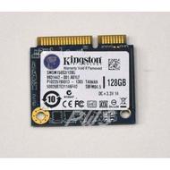 【Kingston mSATA SSD 128G 128G 固態硬碟 128GB 】特殊 半高 Half Slim