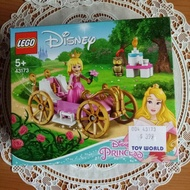 【全新未拆】LEGO 43173 Disney Princess Aurora's Royal Carriage