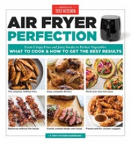 Air Fryer Perfection : From Crispy Fries...