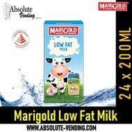 MARIGOLD UHT Low Fat Milk (Tetra) 200ml X 24