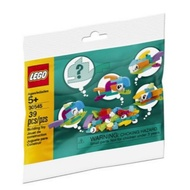 樂高 LEGO 30545 Fish Free Builds Polybag 全新未拆