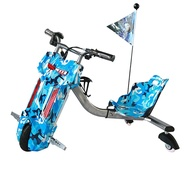 Kids Electric Scooter 3 Wheel Stylish Drifting Mobility Scooter
