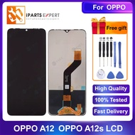 IPARTSEXPERT 6.2 Inch Original LCD For Oppo A12 LCD Oppo A12s LCD CPH2083 CPH2077 LCD Touch Screen Display Digitizer Assembly Replacement For OPPO CPH2083 CPH2077