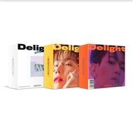KIHNO ALBUM EXO BAEKHYUN - Mini Album Vol.2 Delight