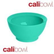 美國 Calibowl 兒童防漏學習碗230ml - 藍綠【悅兒園婦幼生活館】