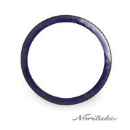 【NORITAKE】藍色樂章中式圓盤27cm(日本皇室御用瓷器)