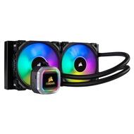 CORSAIR 海盜船 H100i RGB PLATINUM 240 白金版 一體式CPU水冷 B18總騏科技