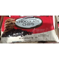 !costco代購 #1331846 Kirkland Signature 科克蘭 巧克力豆 2.04kg