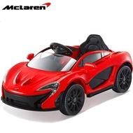 麥拉倫 McLaren P1 原廠授權 雙驅兒童電動車 經典紅