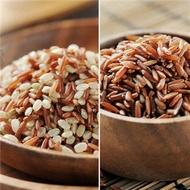 《紅藜阿祖》紅藜輕鬆包 紅糙米x3+紅米x3(300g一包,共六包)