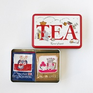 日本紅茶【Karel Capek】山田詩子 午後茶包鐵盒組 6入