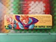 ▲宇宙城▼ 七龍珠鉛筆盒 金屬製筆盒 早期懷舊收藏 QF