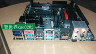 迷你ITX超頻 17*17小板 EVGA 111-HW-e872-kr 1150針 Z87主機板