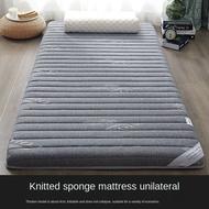 [จัดส่งฟรี] ที่นอนยางพารา (3ฟุต4ฟุต5ฟุต6ฟุต) หนาที่นอนทาทามิเบาะเดียวเตียงหอพักพับลงฟองน้ำคุชชันครอบคลุม0.9 1.2เมตร