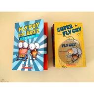 點讀版 Fly Guy And Buzz 蒼蠅小子15冊 英文原版繪本章節橋梁書