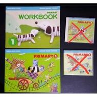 幼兒1 YAMAHA課本+作業本+CD(不含DVD)