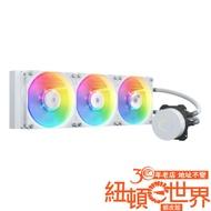 Cooler Master 酷碼 MasterLiquid ML360L V2 ARGB 水冷散熱器 白色版/紐頓e世界