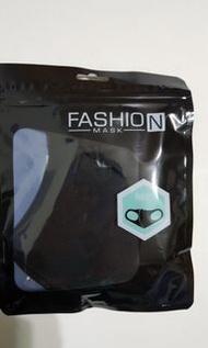 【✡免運費✡15入/5包✡】【FASHION MASK】防護口罩 面罩 日韓明星同款 拉伸設計 環保材料 防霾 可水洗 (時尚立體剪裁&非醫療用口罩&黑色3入/包)