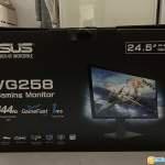 ❗️[新] 99.9% ASUS VG258Q 顯示屏 24.5吋, 144Hz,G-Sync Compatible 有保養, 保...