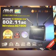 ASUS華碩 RT-AC68U C1版 WiFi無線Gigabit 路由器 分享器 AC86U AC66U+