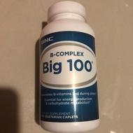 【美國代購】GNC B群 B-COMPLEX 50MG  Big100 B50 B100 150 卵磷脂 1200