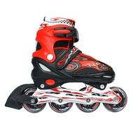 【文具通】SUCCESS 成功 Kadon 高等 鋁合金 伸縮 直排鞋 直排輪 溜冰鞋 S0420