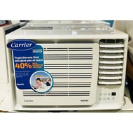 CARRIER inverter window type aircon 1hp 1.5hp 2hp