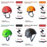 folding bicycle helmets, adventure bicycle helmets, safety bicycle helmets, bike helmets