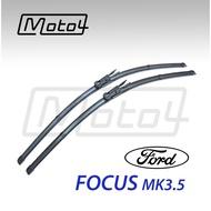 【MOTO4】 福特 FORD FOCUS MK3.5 馬丁頭 雨刷 前雨刷 後雨刷