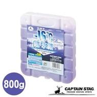 Captain Stag 鹿牌 -16℃抗菌超凍媒-M 800g M6927 保冷 保冰 露營 野餐 戶外 冷煤 冰桶 冰磚 抗菌冷媒 環保冰塊 戶外行動冰箱專用 保冷袋