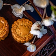 CHOCOELF Sugar-Free Lotus Pure Bakeskin Mooncake