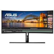 ASUS 華碩 ProArt PA34VC 34型 IPS 21:9 曲面專業電腦螢幕