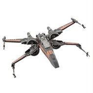 【預購】美國迪士尼/STAR WARS The Last Jedi PORG x wing/x戰機模型組