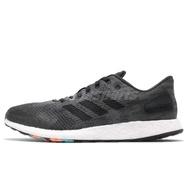adidas 慢跑鞋 PureBOOST DPR 黑 灰 編織鞋面 男鞋 運動鞋【ACS】 CM8315