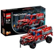 LEGO 乐高机械组 42075 紧急救援车
