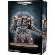 Games Workshop Warhammer 40000 戰鎚 【超重型支援】帝國騎士型泰坦 Imperial Knight