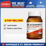 Blackmores Glucosamine Sulfate 1500mg One-A-Day 180 Tablets Relieves Pain And Helps Increase Joint Mobility (EXP Date:01/2022)
